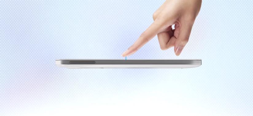 Samsung Galaxy S IV air view