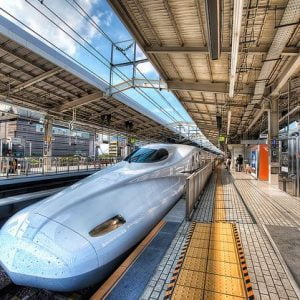 bullet train1