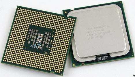 intel core2 quad1