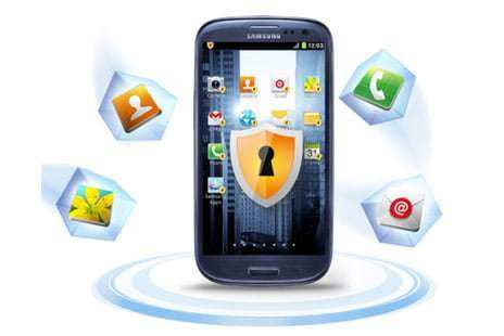 Samsung security KNOX
