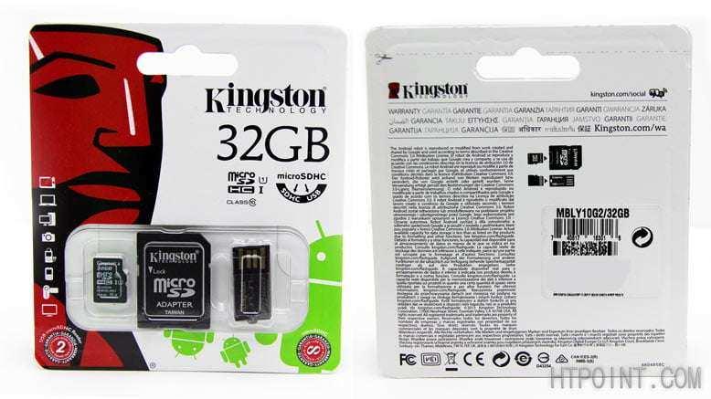 kingston memory Kingston Mobility Kit Review