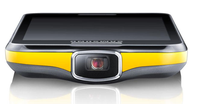 Samsungs Galaxy Beam 2 Coming With Latest Built In Projector